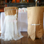 Bespoke Accessory Creation Service - wedding chair dressing