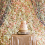 sequinned table linen | fabulous functions uk | Swindon