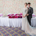 flower wall backdrop | Fabulous Functions UK