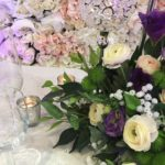 Pantone-Purple Centrepiece-Fabulous-Functions-UK