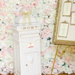 Post box available for hire from Fabulous Functions UK