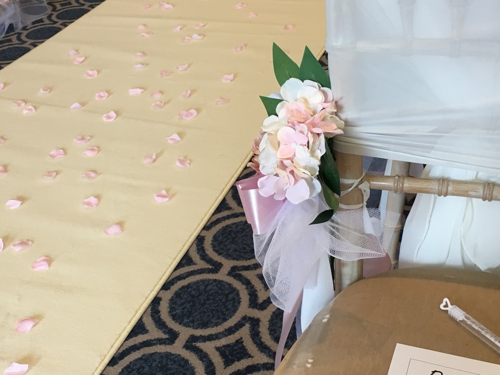 Aisle Runner Carpet - the perfect way to create a defined path to join your beloved for your wedding ceremony- Available for hire from Fabulous Functions UK