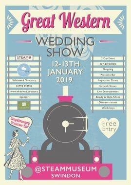 Steam Museum wedding show suppliers