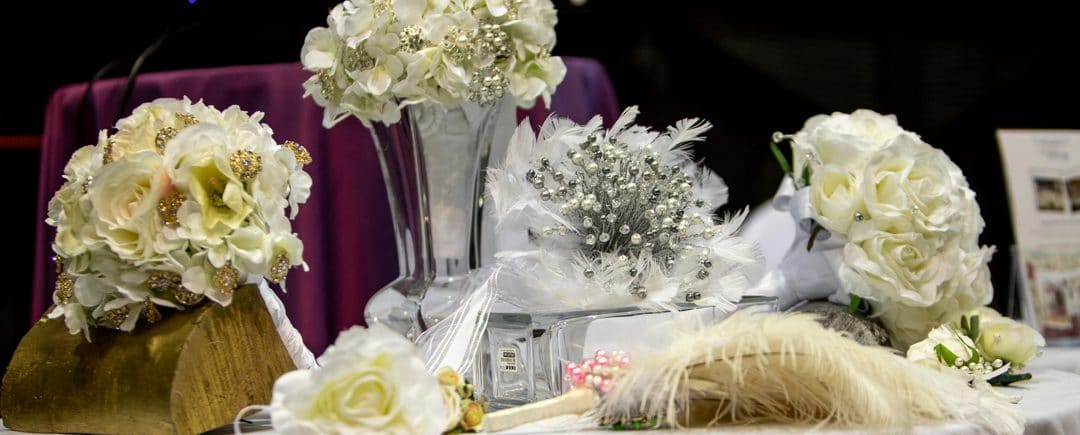 Bridal bouquets created by Fabulous Functions uk