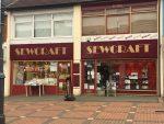 Sew craft shop in swindon