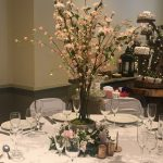Spring Blossom Centrepiece-Fabulous Functions UK