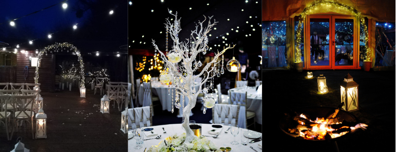 Scenes from a Winter Wonderland Wedding-Fabulous Functions UK