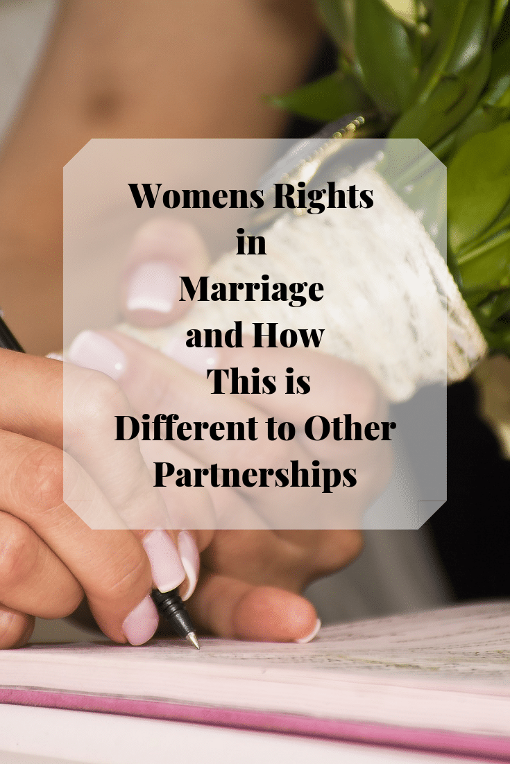 What rights do Women have when they marry - Fabulous Functions UK