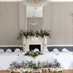 The Fabulous Functions Backdrop Range - dressed mantlepiece