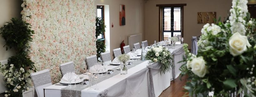 Venue Styling Packages from Fabulous Functions UK