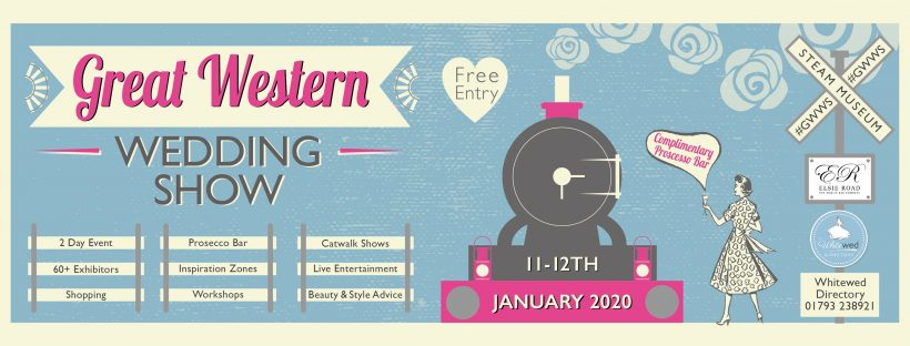 Swindon STEAM Museum- where the #GWWS wedding show will be happening on the 11th and 12th Jan 2020