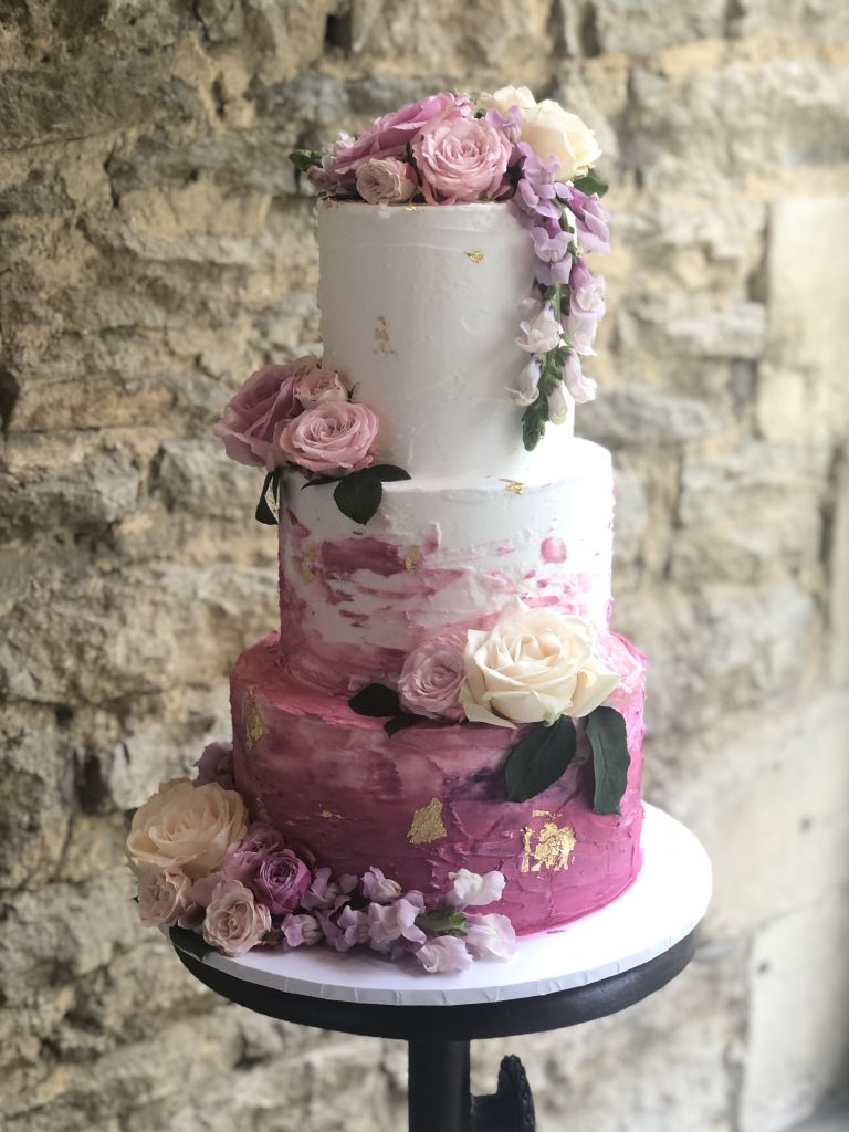 3 tiered wedding cake - Would a supplier charge more for a wedding cake than for other types of cakes?