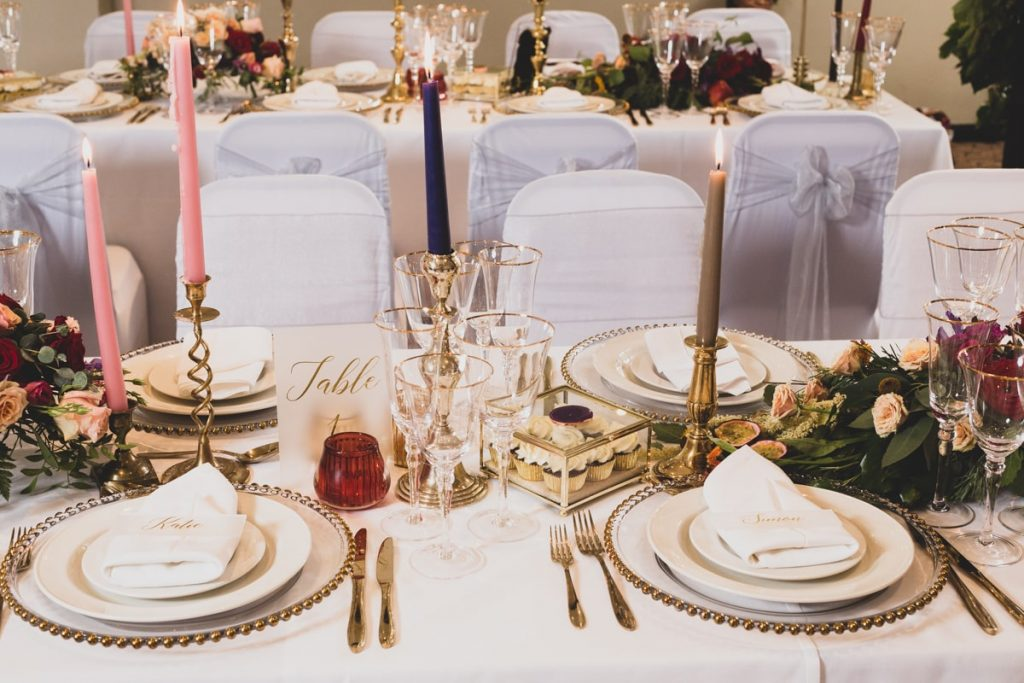 Luxury venue styling ideas from Fabulous Functions UK