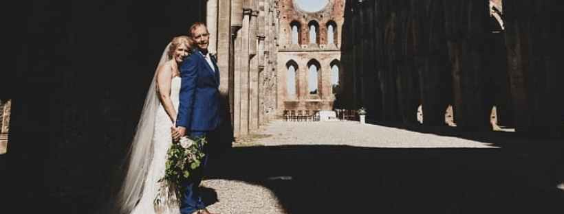 The story of a marriage not a wedding- Vic and Spencer canvelled their big wedding and opted for a small intimate wedding in Italy. Read all about it on the Fabulous Functions UK blog