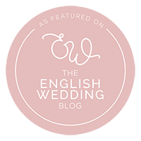 As featured on Egage Weddings