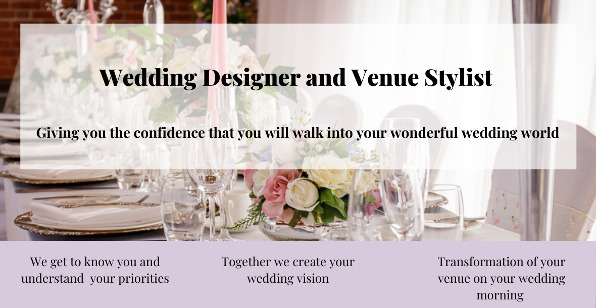 Fabulous Functions UK - Wedding designer and venue stylist. Giving you the confidence that you will walk into your wonderful wedding world. Beautifully styled according to your wedding vision.