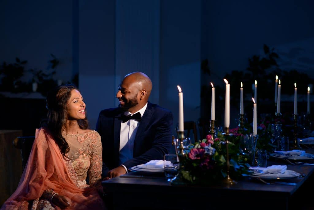 Wedding inspiration for a Jamaican Indian fusion wedding- Fabulous Functions UK
